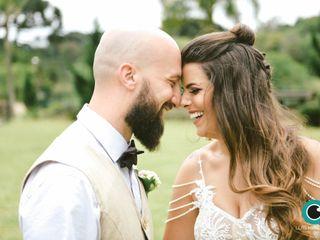 O casamento de CARÓLIS e GÃO