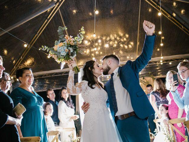 O casamento de Julia e Artur