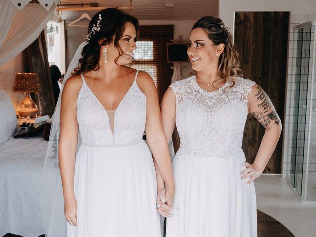 O casamento de Renata e Maria Letícia