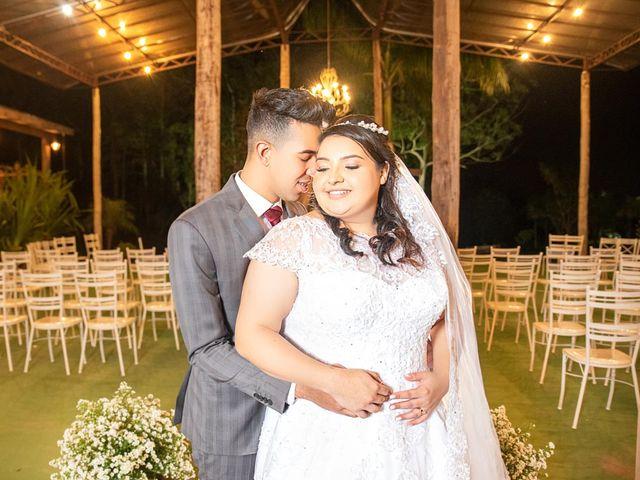 O casamento de Bruna e Jonas em São Paulo, São Paulo 71