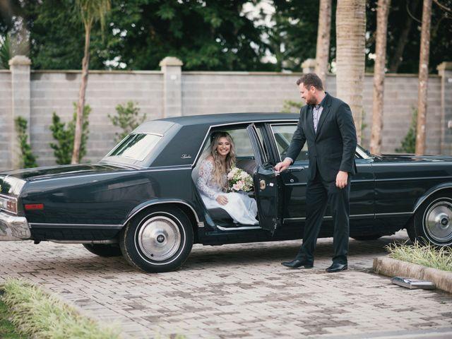 O casamento de Clenilson e Gessica em Curitiba, Paraná 11