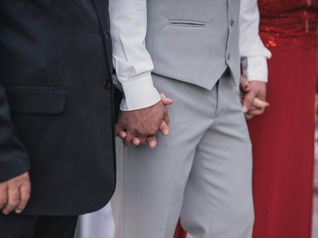 O casamento de Clenilson e Gessica em Curitiba, Paraná 12