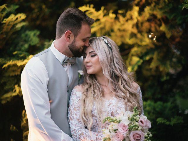 O casamento de Clenilson e Gessica em Curitiba, Paraná 1