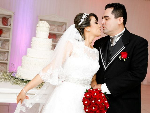 O casamento de Thiago e Tatiana em Fortaleza, Ceará 19