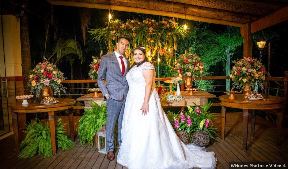 O casamento de Bruna e Jonas em São Paulo, São Paulo