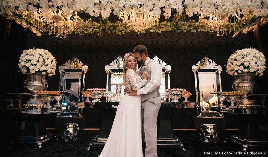 O casamento de Clenilson e Gessica em Curitiba, Paraná