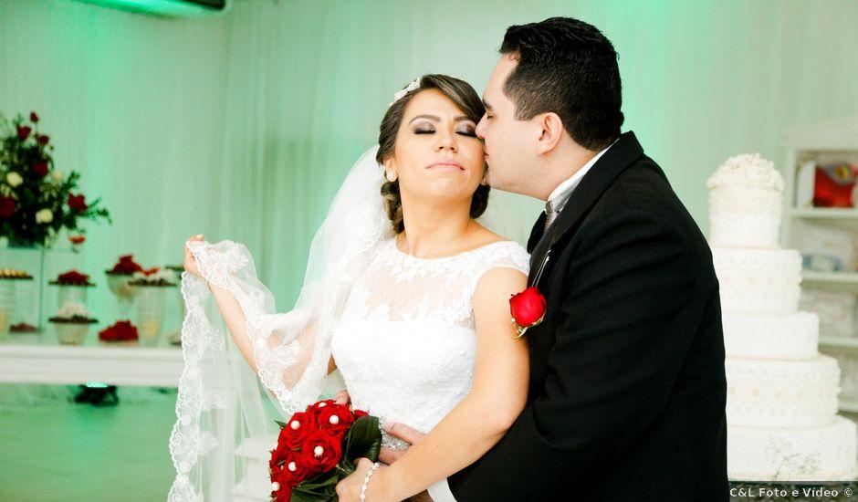 O casamento de Thiago e Tatiana em Fortaleza, Ceará