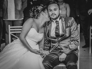 O casamento de Stephanie e Hiudy 1