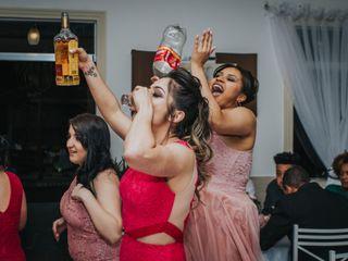 O casamento de Stephanie e Hiudy 2