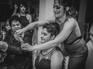 O casamento de Stephanie e Hiudy 3