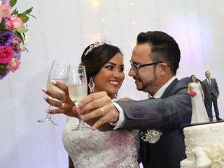 O casamento de Simone e kaue