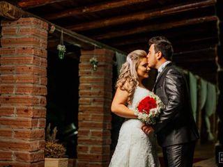 O casamento de Letícia e Jorlei