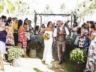 O casamento de Luciana e Junior