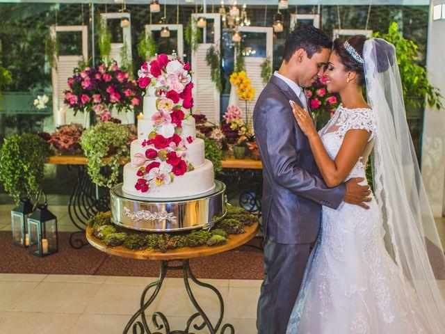 O casamento de Wagner  e Indianara  em Aracaju, Sergipe 3