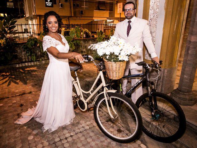 O casamento de Giselle e Renato