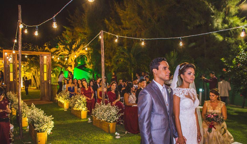 O casamento de Wagner  e Indianara  em Aracaju, Sergipe