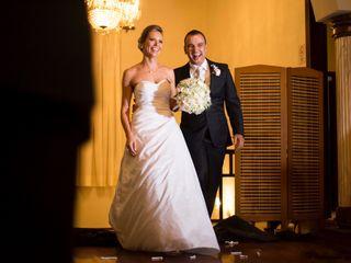 O casamento de Andresa e Jurandir