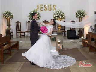 O casamento de Nathalia Felix e Woshyngton Cecilio 1
