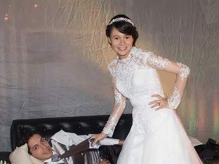 O casamento de Nathalia Felix e Woshyngton Cecilio 2