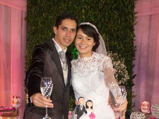 O casamento de Nathalia Felix e Woshyngton Cecilio