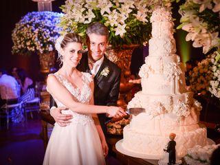 O casamento de Amanda e Luciano