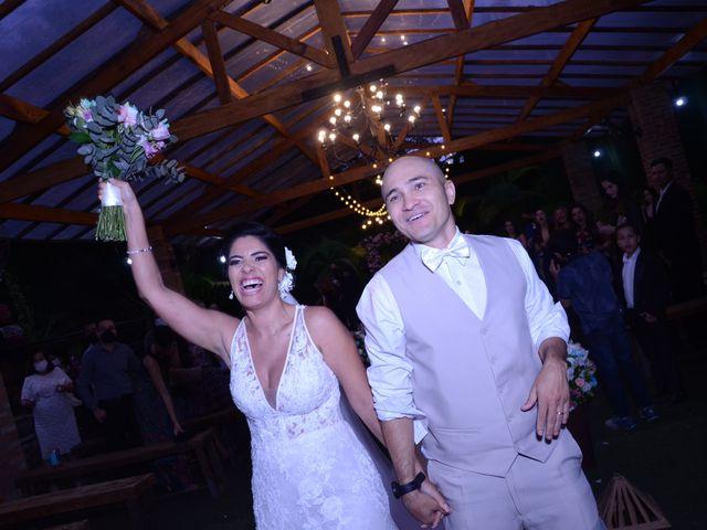 O casamento de Tatina e Artur