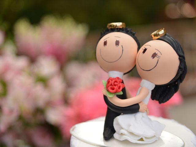 O casamento de Evandra e Fernando