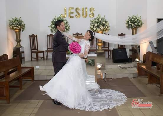 O casamento de Woshyngton Cecilio e Nathalia Felix em Jaboatão dos Guararapes, Pernambuco 3