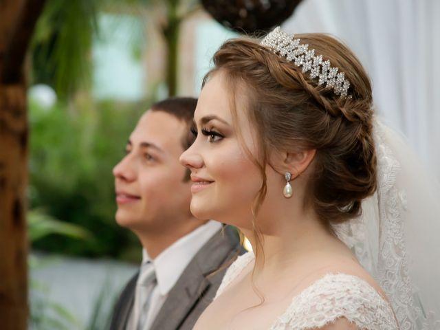 O casamento de Camilla e Felipe