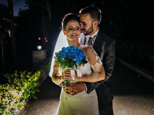 O casamento de Marcela e Allison