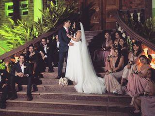O casamento de Marina  e Harley