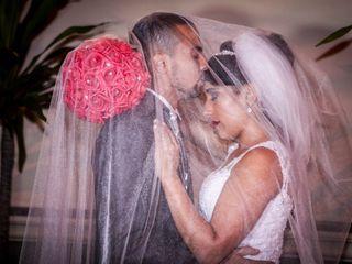 O casamento de Mara e Roberto