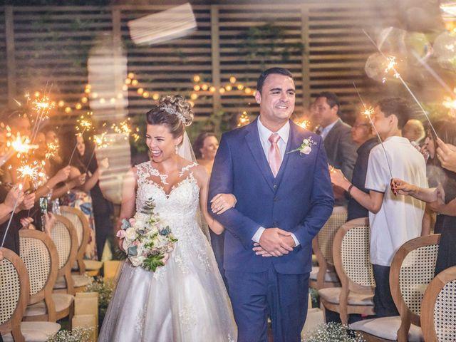 O casamento de Amanda e Gabriel