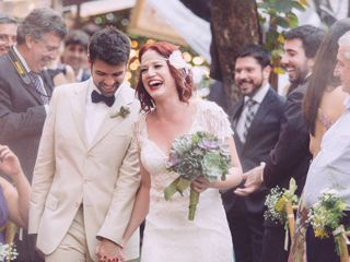 O casamento de Natacha e Delpho