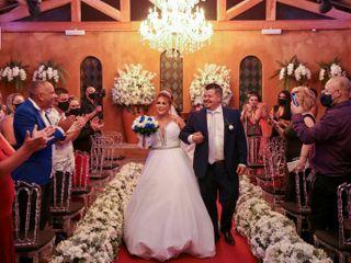 O casamento de Karen e Rodrigo