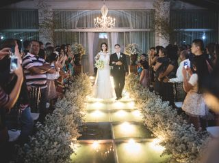 O casamento de Ulsan e Jessica 3