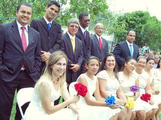 O casamento de Vander e Paula 1