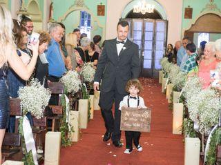 O casamento de Emily e Rodolfo 1
