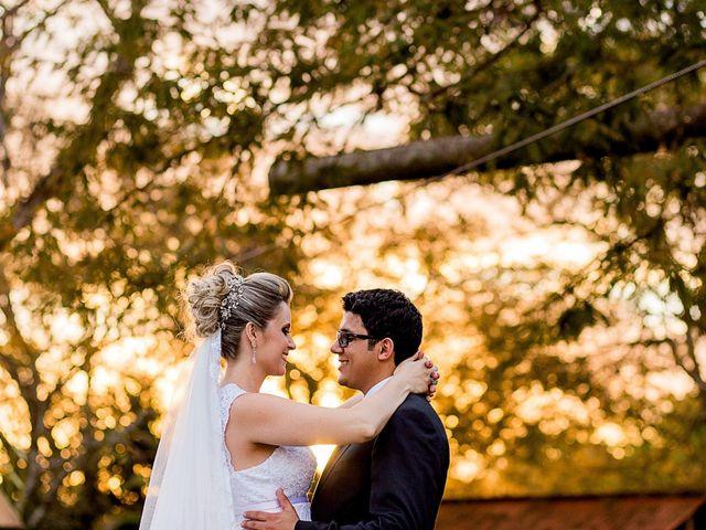 O casamento de Marcia e Anderson