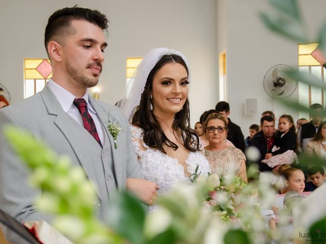 O casamento de Carolini e Maicon