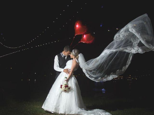 O casamento de Mariane e Maykon