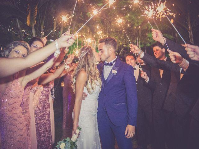 O casamento de Emily e Rodolfo