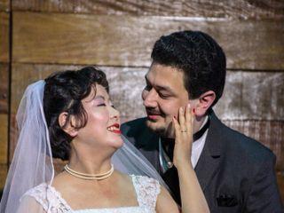 O casamento de Lili e Rafael 1
