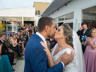 O casamento de Letícia e Santiago