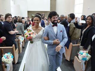 O casamento de Keyla e Aydson 1