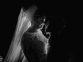O casamento de Nicolle e Paulinho