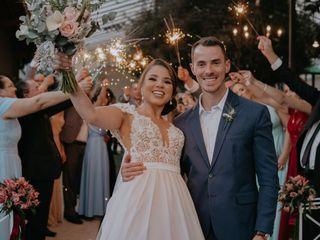 O casamento de Ana Júlia  e Acássio