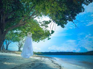 O casamento de Ariane e Joabe 2