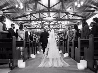 O casamento de Laura e Mateus
