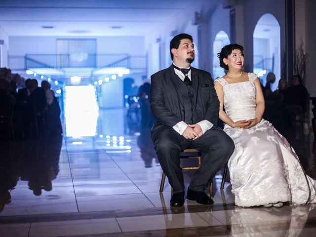 O casamento de Lili e Rafael